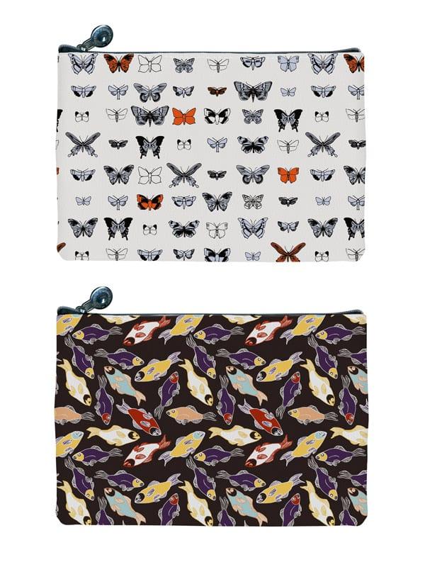 fishs & butterflies